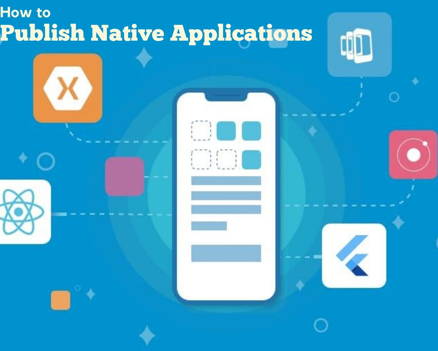 How to Publish Native Applications Seamlessly